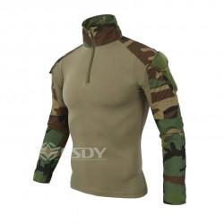 Costum Combat Woodland