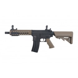 Replica M4 RRA SA-C08 CORE™ Negru /Tan Specna Arms