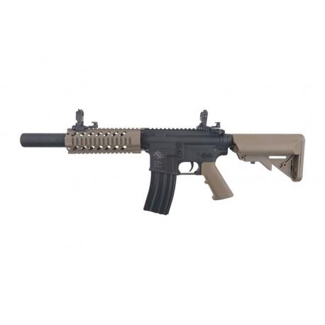 Replica M4 RRA SA-C11 CORE™ Negru/Tan Specna Arms