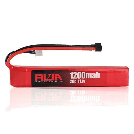 Baterie LiPo 1200mAh  20C 11.1V Mini Deans RWA