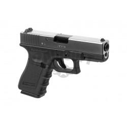 Replica Glock 19 Dual Tone GBB WE