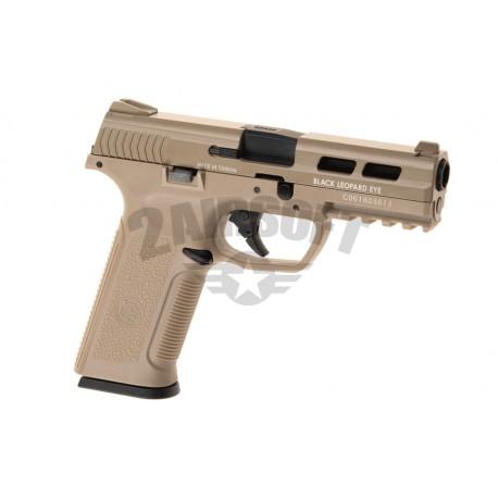 Replica Pistol GBB BLE XAE Tan ICS