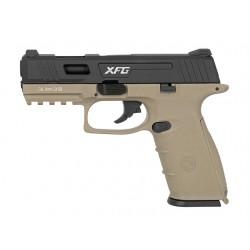 Replica Pistol GBB BLE XFG Dual Tone ICS