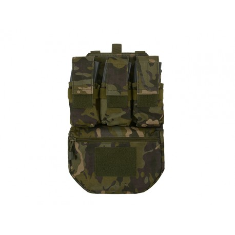 Rucsac Assault Back Panel Multicam Tropic 8Fields