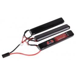 Baterie Lipo 11.1V 2600 [1+1+1] mAh 20C Arma Tech