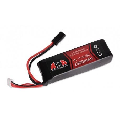 Baterie Lipo 11.1V 2300 [1] mAh 25C Arma Tech