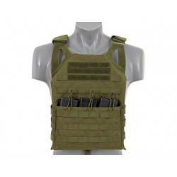 Vesta Jump Plate Carrier Olive (Large Size) 8Fields