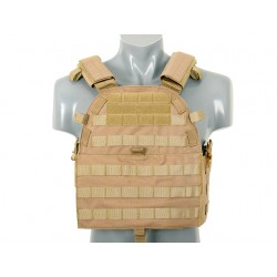 Vesta Ultimate Plate Carrier Coyote 8Fields