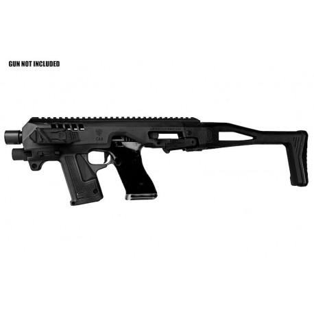 Kit Conversie Carabina MICRO Roni Kit Glock Negru CAA