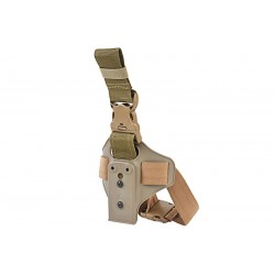 Platforma Picior o Curea Coyote GK Tactical