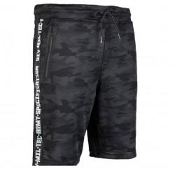 Pantaloni Scurti Dark Camo MilTec