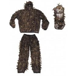 Costum Ghillie 3 Piese Hunter Brown M / L MFH