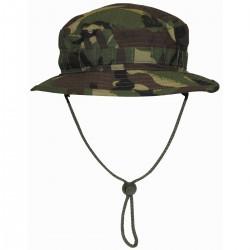 Sapca Boonie DPM Woodland Bush Hat GB MFH