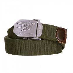 Curea Pantaloni Navy Seals Verde 101Inc
