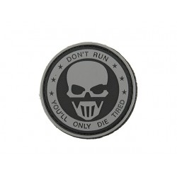 Patch Don t Run Negru