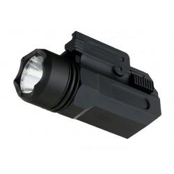 Lanterna Mini Led 150 Lumeni Neagra PCS