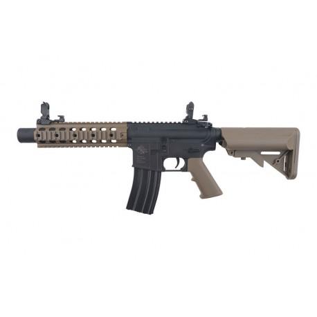 Replica M4 SA-C05 CORE™ Negru/Tan Specna Arms