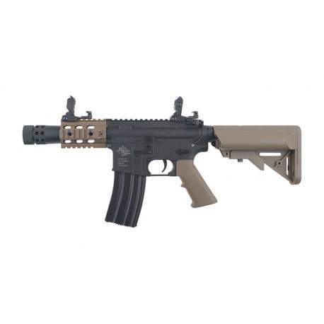 Replica M4 SA-C10 CORE™ Negru/Tan Specna Arms
