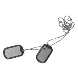 Placute Identificare Dog Tag Helikon-Tex