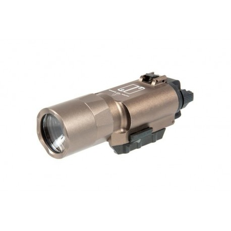 Lanterna LED X300 Ultra Tan Element Resigilata