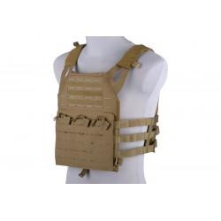 Vesta Tactica Jump Type Laser Cut Tan GFC Tactical
