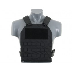 Vesta Plate Carrier Usoara Neagra 8Fields