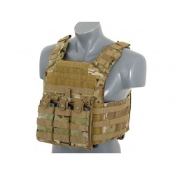 Vesta Tactica First Responder Plate Carrier Multicam 8Fields