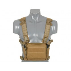 Chest Rig Compact Multi-Mission Coyote 8Fields