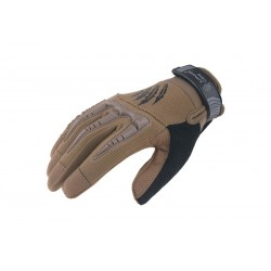 Manusi BattleFlex® Tan Armored Claw