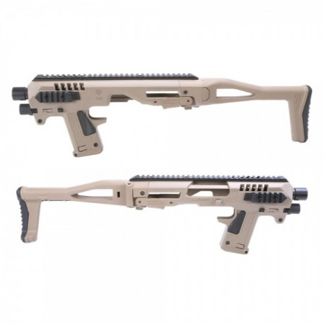 Kit Conversie Carabina MICRO Roni Kit Glock Tan CAA