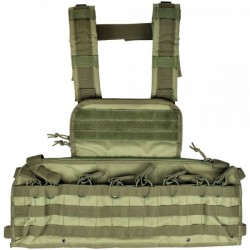 Chest Rig Tactic Olive ACM