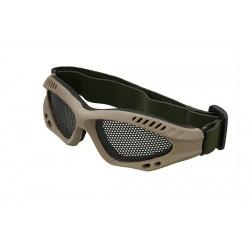 Ochelari Plasa Strike V1 Tan Ultimate Tactical