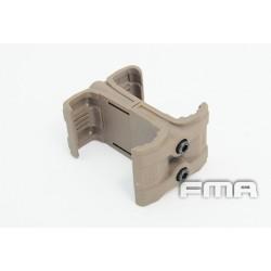 Set Cleme Prindere Incarcatoare Tan M4 PMAG FMA