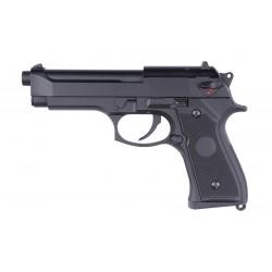 Replica pistol CM126 negru