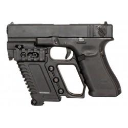 Kit Carabina Replici Glock Negru Nuprol