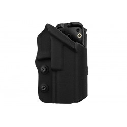 Holster Kydex Negru Glock17/18C/19 GK Tactical