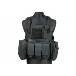 Vesta Tactica Plate Carrier Neagra GFC Tactical