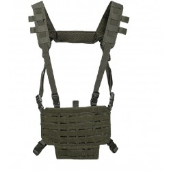 Chest Rig Usor Laser Cut Olive Miltec
