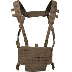 Chest Rig Usor Laser Cut Coyote Miltec