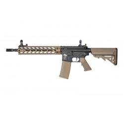 Replica M4 RRA SA-C15 CORE™ Negru/Tan Specna Arms