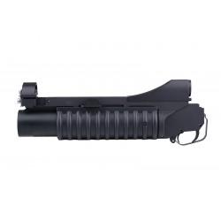 Replica Aruncator Grenade M203 Scurt 40mm Negru Specna Arms