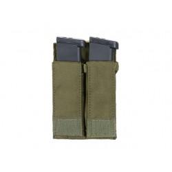 Buzunar Dublu Incarcatoare Pistol Olive 8Fields