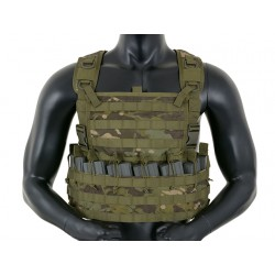 Chest Rig Tactic Multicam Tropic 8Fields