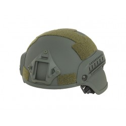 Casca MICH Spec-Ops Olive 8Fields