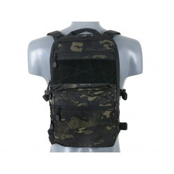 Rucsac Transport cu Panou Molle Multicam Black 8Fields