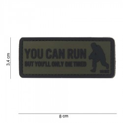 Patch Pvc You Can Run Olive 101 inc