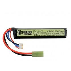 Baterie Li-po 1100 Mah 11.10 V 15-30 C 8Fields