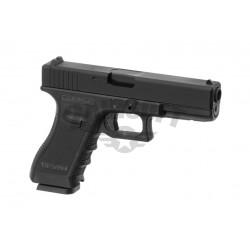 Replica Glock KP-18 Negru GBB KJ Works