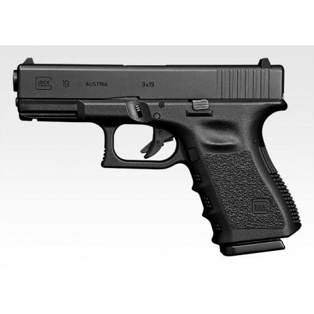 Replica Glock 19 Gen3 Negru GBB Tokyo Marui