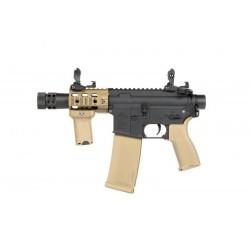 Replica M4 RRA SA-E18 EDGE™ Negru/Tan Specna Arms
